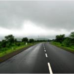 The pleasure of a long drive from Mumbai