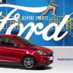 Hit the road with Ford Aspire S