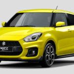 The All New Suzuki Swift Sport