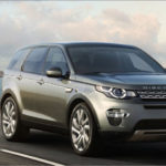 Unveiling the Land Rover Discovery Sport