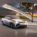 Toyota's Next-Gen Hydrogen powered concept vehicle