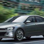 Volkswagen unveils a 'Virtus' car