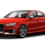 Audi RS3 – The World's priciest small sedan