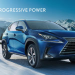 The New Lexus NX 300h: A Hybrid Lifestyle