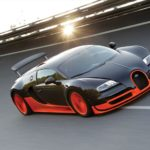 The Five Fastest Cars on the Planet