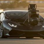 Lamborghini Huracan – The fastest camera car in the world!