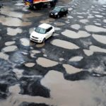 How potholes damage your car