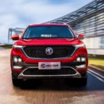The Hector SUV – All set to be the next heartthrob